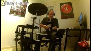 Sex On Fire  - Kings of Leon Drum Cover Roland TD11
