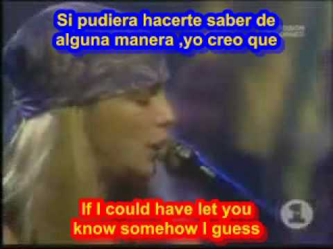 Every Rose Has Its Thorn En Espanol de Bret Michaels Letra y Video