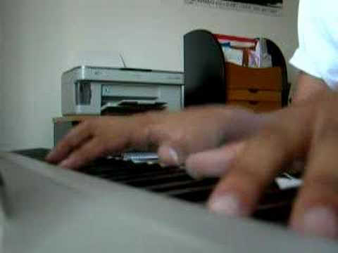 dashboard-confessional-vindicated-cover-on-piano-kgizzle21