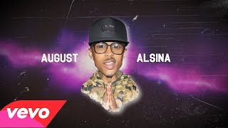 August Alsina - Out Your Feelings (NEW SONG 2017)