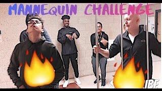 MANNEQUIN CHALLENGE !! + NEW PRANK?!