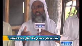 KAMBER VILLAGE CHHAJRA VILLAGERS TALKS TO MEHRAN RV BHUTTO MUNAWAR NAZIR width=