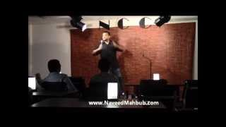 Bangla Comedy by Naveed Mahbub - The 'Nude Mile' at University of Michigan