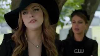 Dynasty 1x02 Matthew's Funeral (Fallon vs. Cristal)