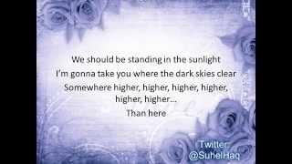 James Morrison - Higher Than Here (Lyric Video)