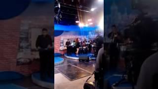Bidi Bidi Bom Bom  ( Versión salsa ) Santa La Salsera en el programa Que Noche en RD
