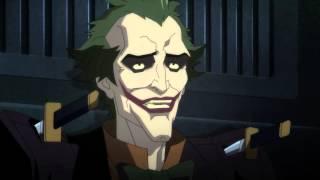 Death of The Joker (Batman: Assault on Arkham 2014)