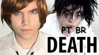 Light pensa em voz alta (Death Note, Episódio 1) - Dublado em PT BR