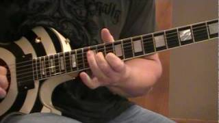 Slash Beautiful Dangerous Guitar Solo Cover. Featuring Fergie.
