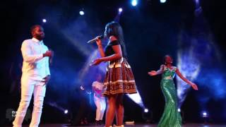 Niffay Ft. Dadiposlim - Pardonne moi - Showcase Miss Comores 2016