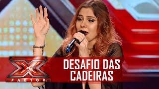 Amanda quer bagunçar você com Liniker | X Factor BR