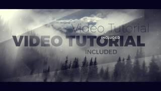 Life   Inspired Slideshow   The Best After Effects Templates