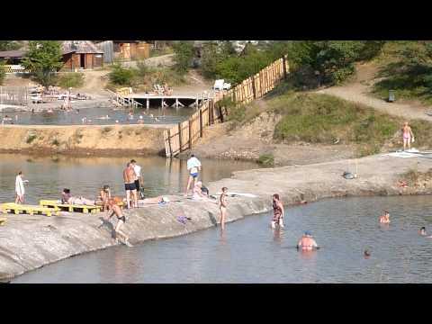 Ukraine Solotwyno salt lake – Украина Солотвино соленые озерo 447