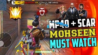 Time To Play Duo Match With Pro Mohseen - Garena Free Fire- Total Gaming
