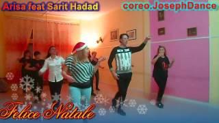 ARISA feat. Sarit Hadad COREO. 2016 JOSEPHDANCE