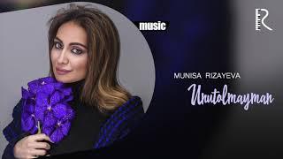 Munisa Rizayeva - Unutolmayman | Муниса Ризаева - Унутолмайман (music version)