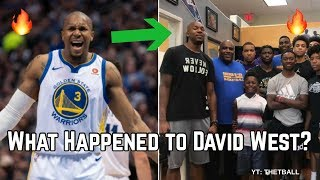 What Happened to David West for the Warriors? | Leaving Golden State and Retiring From the NBA?