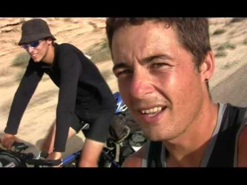 Solidream :  Sahara à vélo (Maroc)