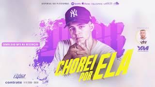 Mc Dudu - Chorei Por Ela (DJ Yuri Martins)(Áudio Oficial)(Vcds)