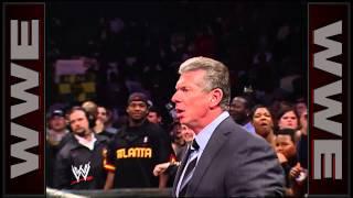Shawn Michaels & John Cena vs. Triple H & Shane McMahon: Raw, March 20, 2006
