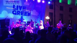 Sixpence None the Richer - Kiss Me - Live - Nashville