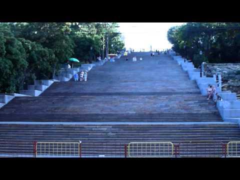 Ukraine, Odessa, Potemkin Stairs / Одесса, Потемкинская лестница