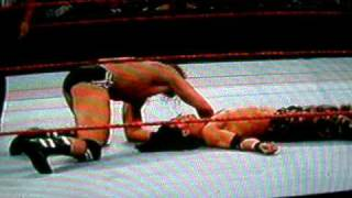 Drew Mcintyer beats John Morrison at TLC 2009 match 2