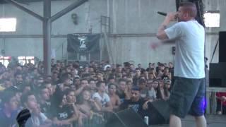 Τζαμάλ - Φτύναμε αίμα live @ Ruck N Roll Festival '16 9/7/2016