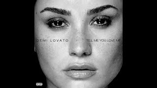 Tell Me You Love Me - Demi Lovato (Audio with Lyrics)