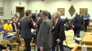 Governor John Kitzhaber Refuses Question Regarding Cover Oregon Corruption