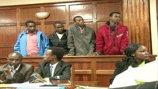Indiciados por participação em ataque a shopping no Quênia