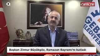 Büyükgöz, Ramazan Bayramı'nı kutladı!