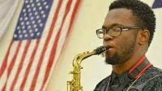 Alright - Kendrick Lamar - Saxophone Cover by Ikechi Onyenaka