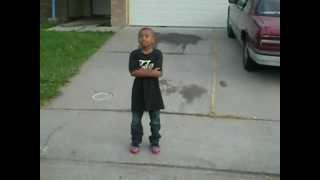 Lil Kida Dancing