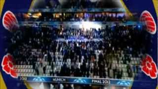 CHELSEA FC 2012 WE ARE THE CHAMPIONS!! .wmv
