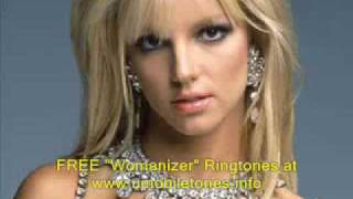 Britney Spears - Womanizer + Ringtones (Lyrics)