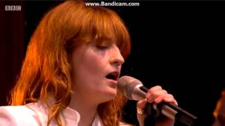 Florence And The Machine - Sweet Nothing / radio1bigweekend2015