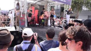 Kink.Com Girls, Folsom Street Fair, San Francisco, Sept. 27, 2015
