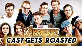 Do the Avengers: Endgame Cast know ANYTHING About Each Other?! | Funny Moments