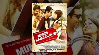 Munde Kamaal De ● New Full Punjabi Movie | Latest Punjabi Movies 2016 | Hit Punjabi Films width=