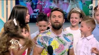 """Dani Oțil sfătuit de un grup de copii să-și facă prietenă!: """"Dacă nu-ți găsești o fată,"""