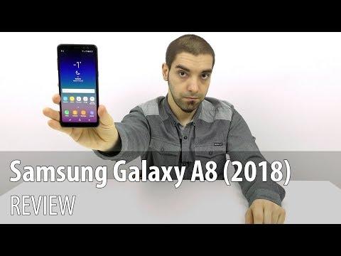 Samsung Galaxy A8 (2018) Review în Limba Română