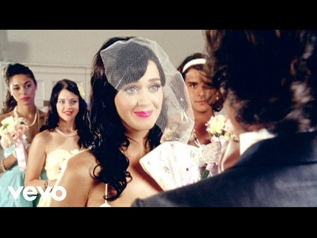 Video oficial de Hot N Cold de Katy Perry