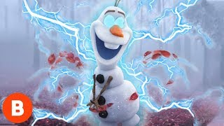 Why Olaf Is More Powerful Than You Think In Frozen 2