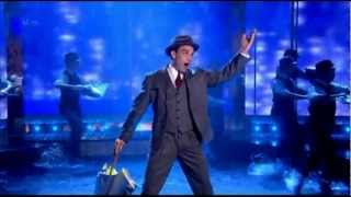 Robbie Williams - Singing in the Rain (Ant & Dec's Saturday Night Takeaway)