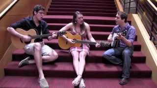 """""""Take Me Home, Country Roads"""" - John Denver Cover with Michelle Spicer and Andrey Stolyarov"""