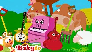 Os Jammers tocam banjo, BabyTV Português