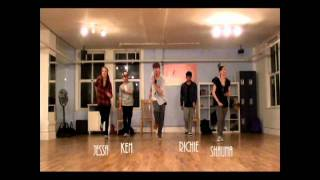 Lovers and Friends - Usher Feat. Ludacris & Lil Jon (Tony Giroux Choreography)