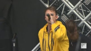 Machine Gun Kelly - Rock am Ring 2017 - Wild Boy