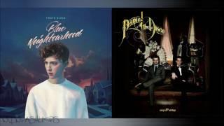 Troye Sivan feat. Alex Hope vs. Panic! At The Disco - BLUE Memories (Mashup)